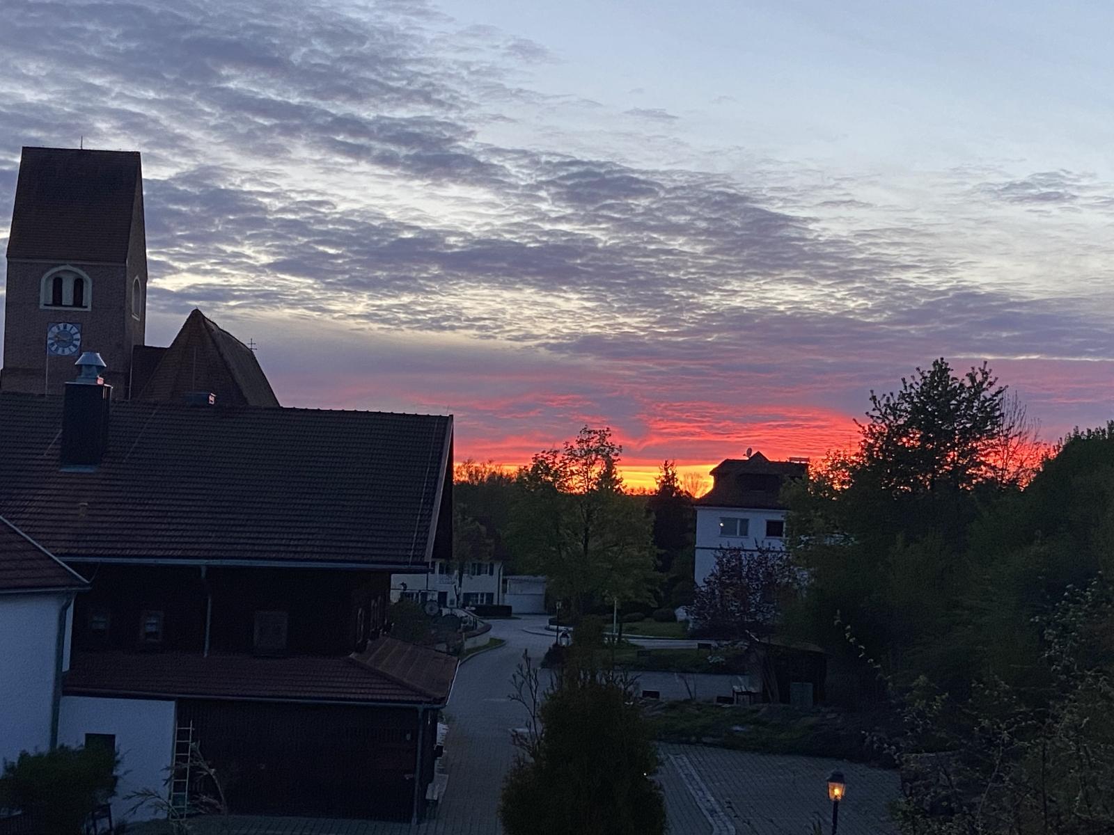 Evening in Uttlau